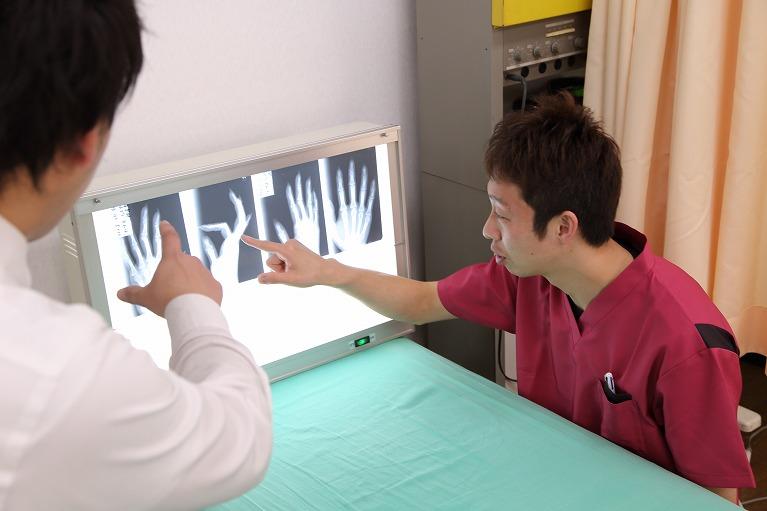 外傷のプロフェッショナルによる治療で早期回復を